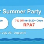 Group logo of Easily Apply RSorder Summer Party 7% Off Code to Gain RS Gold from Jul 29