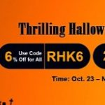 Group logo of Come to Join in RSorder Thrilling Halloween Party to Snap up 6% Off RS Gold for Sale Now