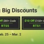 Group logo of RSorder Up to $10 Voucher for RS 2007 Gold & More Offered Before Spring!